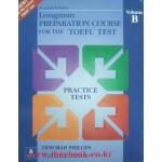 Longman PREPARATION COURSE FOR THE TOEFL TEST - Volume B